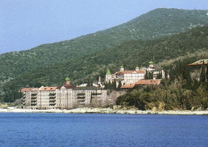 The Holy Monastery of Saint Panteleimon