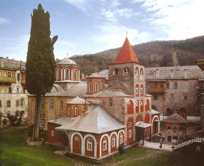The Holy Monastery of Filotheou