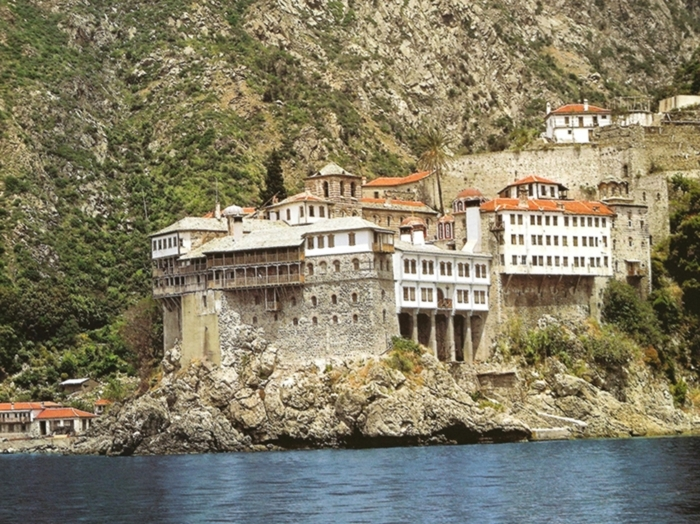 The Holy Monastery of Gregoriou
