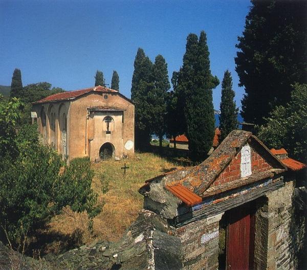 The Built Environment near the Monastery