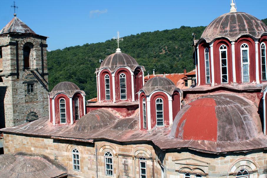 The Holy Monastery of Kostamonitou (or Kastamonitou)