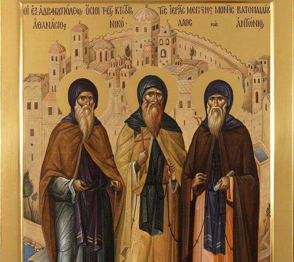 The Monastery's Saints – Introduction