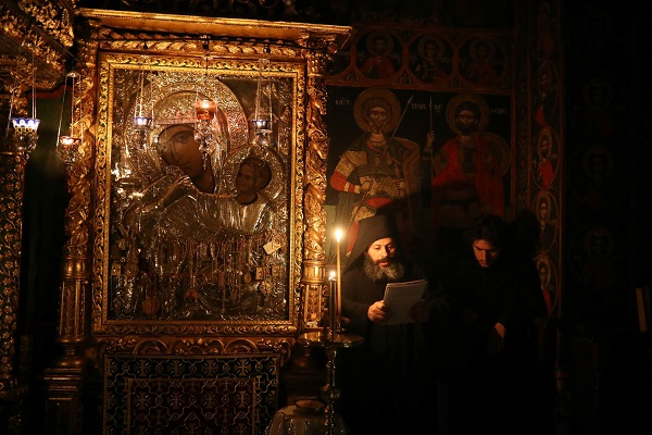 Miraculous Icons – Holy relics