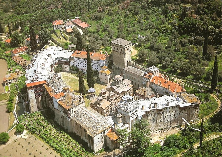The Holy Monastery of Chilandari (or Chelandari)