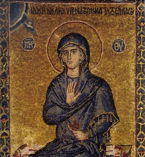 The Mural Mosaics of the Katholikon – Introduction