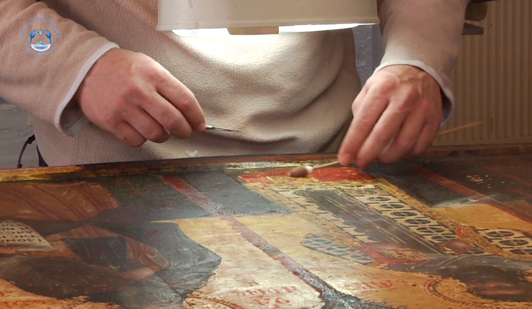 Conservation of treasures – Art